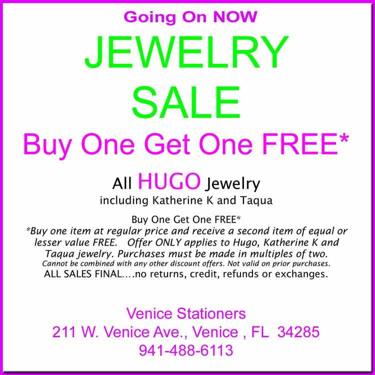 gold venice fl jewelry stores